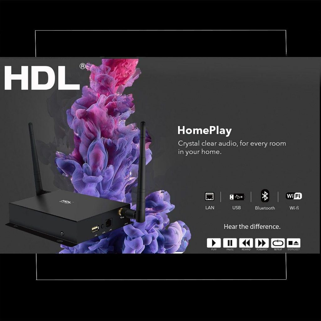 HDL Smart Music Player
