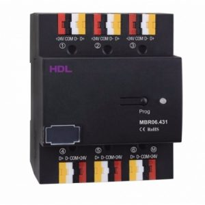 سوئیچ شبکه BUS هوشمند HDL