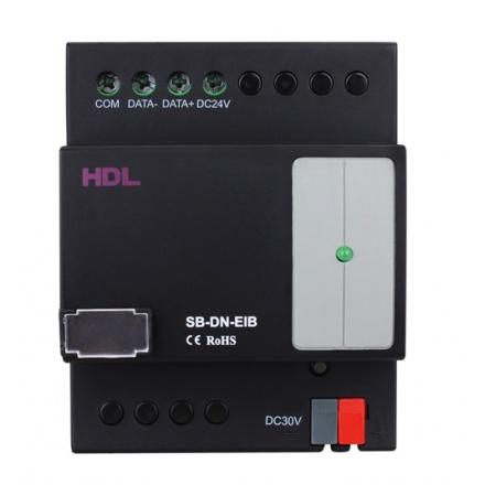 مبدل پروتکل KNX/EIB هوشمند HDL