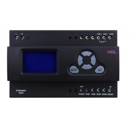 دیمر 512 کانال تحت DMX هوشمند HDL
