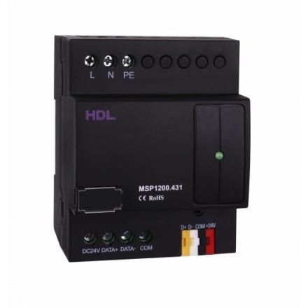 منبع تغذیه 1200 میلی آمپر هوشمند HDL