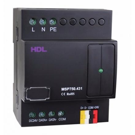 منبع تغذیه 750 میلی آمپر هوشمند HDL