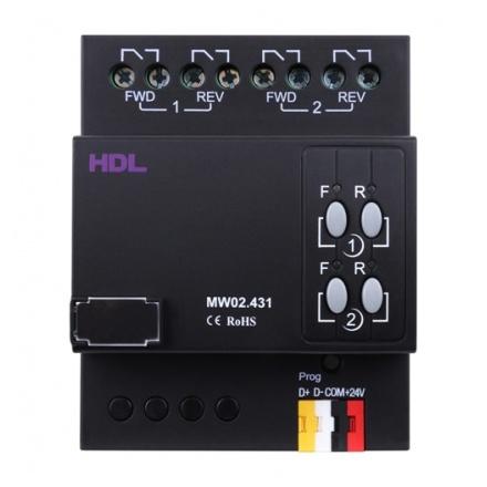 پرده برقی هوشمند HDL